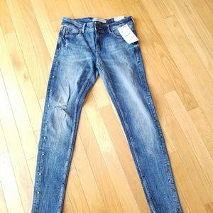 New Zara jeans 36 sz.